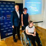 Konkurs Mój Mistrz, laureat, poseł, Tomasz Siemoniak, Wałbrzych